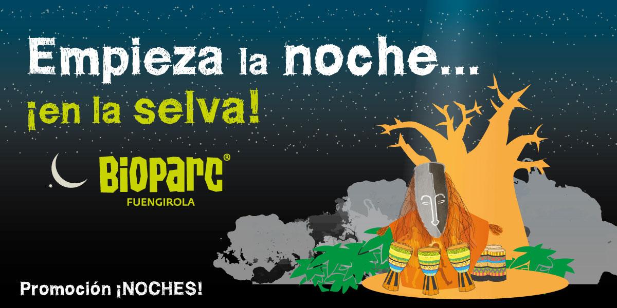 Noches Bioparc Verano 2016